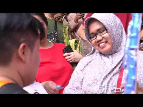 JANJI SUCI - Serunya Keluarga Raffi Belanja untuk Bikin Ketupat (8/6/19) Part 1