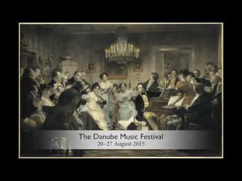The Danube Music Festival, 20-27 August 2015