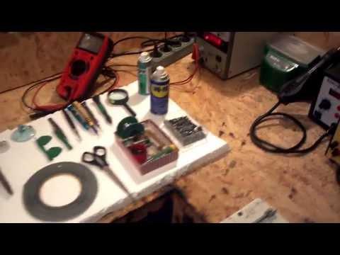 1. Оборудование для ремонта мобильных телефонов и планшетов