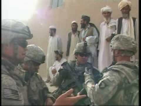 US Army Operation Radubarq Four