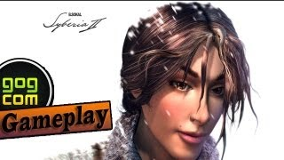 Syberia 2 [GOG] Gameplay (PC HD)