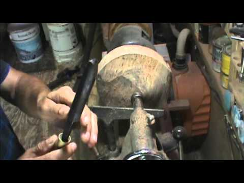 Aproaches to Wood turning by Al Furtado