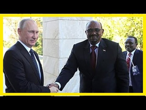 Sudan's fm downplays bashir's request defend Russia-sudan tribune: plural news and views on sudan -
