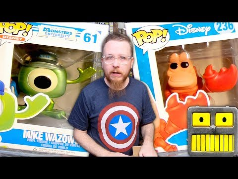 I Purchased A $2700 Funko Pop Collection  Of Rare Disney Funko Pops and more