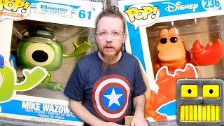 Baixar I Purchased A $2700 Funko Pop Collection Full Of Rare Disney Funko Pops and more