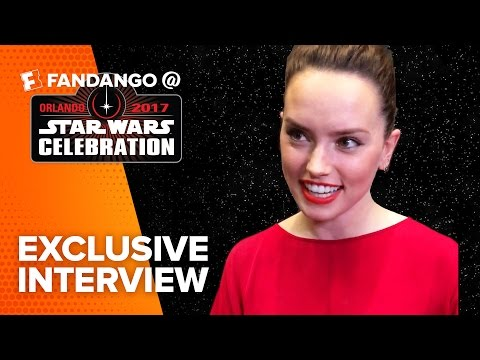Download Youtube: Daisy Ridley Explains Why The Last Jedi Will Be Different (2017) | Fandango All Access
