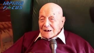 Avellino, i 100 anni di Biagio Capossela