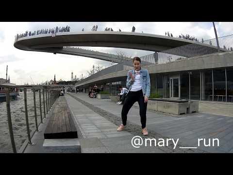 DANCEHALL ROUTINE by MARY RUN | Jafrass - Pon di Board