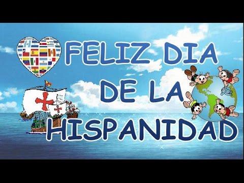 Dia de la hispanidad 12 de octubre youtube for Comedores 12 de octubre
