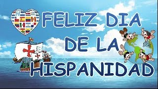 Dia de la Hispanidad 12 de octubre
