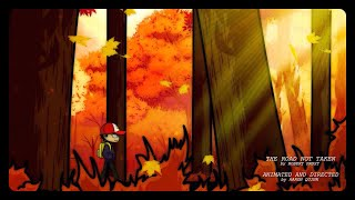 The Road Not Taken by Robert Frost (Animation by Arron Quinn)