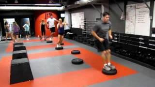 Crossfit Bc Agility Training