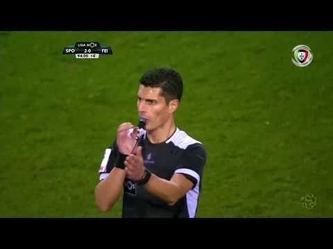 Resumo do Sporting 2-0 Feirense (Liga 22ªJ)