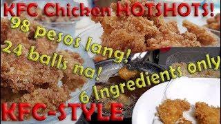Hacked - KFC Style Chicken Hot Shot Recipe