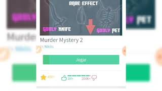 Roblox muder Myste 2: How to Can get toys