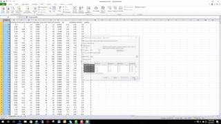 converting from CSV to Excel worksheet