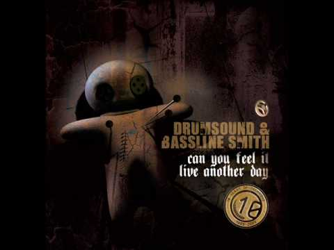 DRUMSOUND & BASSLINE SMITH- Can You Feel It