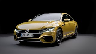 homepage tile video photo for Behind the Design   VW Arteon