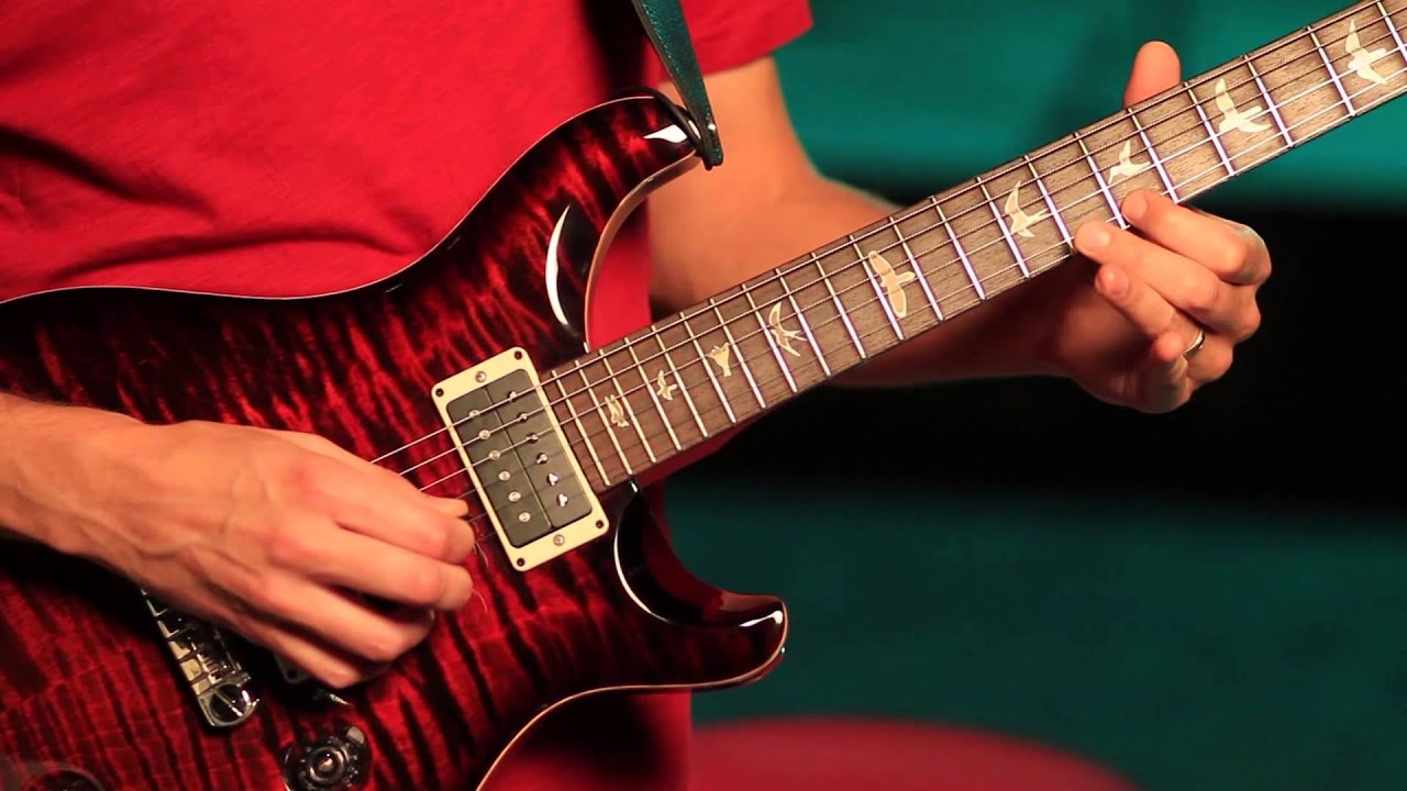 Sweet Child O Mine Guitar Solos | Guitar Music Theory by