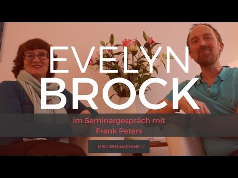 Evelyn Brock Seminar-Interview: Menu Surprise
