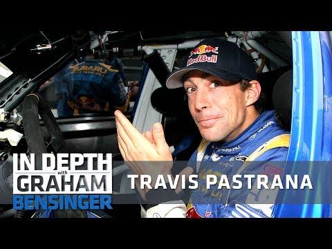 Travis Pastrana: I thought NASCAR was boring