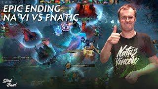 Epic Ending Na'Vi vs Fnatic. GESC: Jakarta