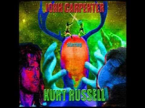John Carpenter Starring Kurt Russell [Full Album] 2016