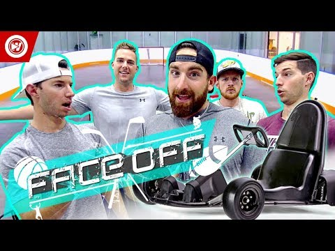 Thumbnail: Dude Perfect Go Kart Soccer | FACE OFF