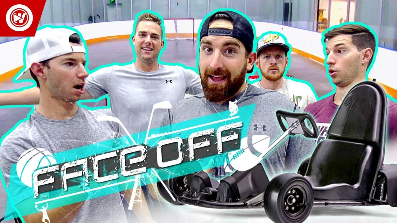 Download Dude Perfect Go Kart Soccer   FACE OFF