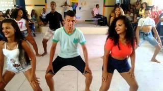 #Apresentação na escola Luiz Rodolfo funk thumbnail