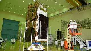GSAT-11 - India's largest and heaviest communication satellite