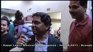 Bappi Lahiri in RTP Ganesh Festival -  2011