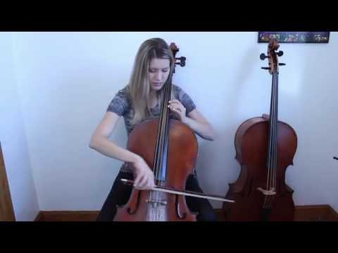 Playing Baroque Style on Modern Instruments - Cello/String Lesson - Emily Davidson, baroque cello