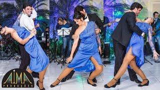 """AIMA Produções - Dança das """"Bodas de Prata"""" Bete & André"""