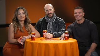 Cesaro & Tyson Kidd reunite to reveal their favorite classic tag teams: WWE and Orange Vanilla Coke