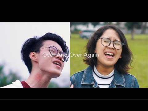 Over And Over Again - Nathan Sykes Ft. Ariana Grande (Cover)
