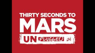 30 Seconds to Mars - Hurricane (MTVunplugged)