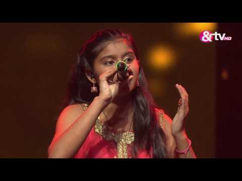 Pooja Insa - Ali More Angana - Liveshows - Episode 21 - The Voice India Kids