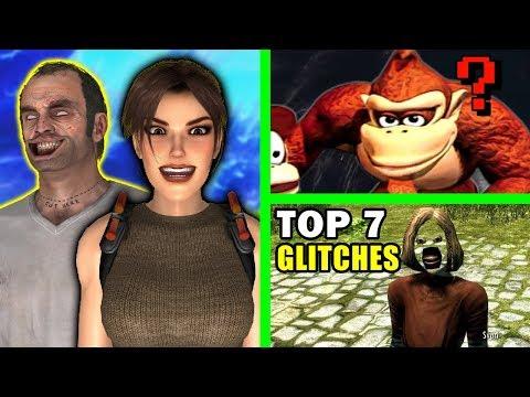 7 GLITCHES que Hacen a sus Videojuegos una Pesadilla