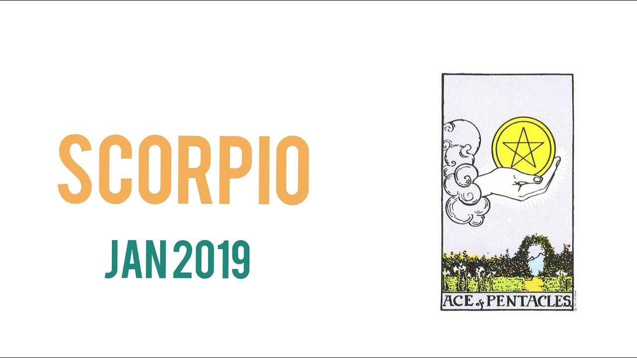 SCORPIO JANUARY 2019