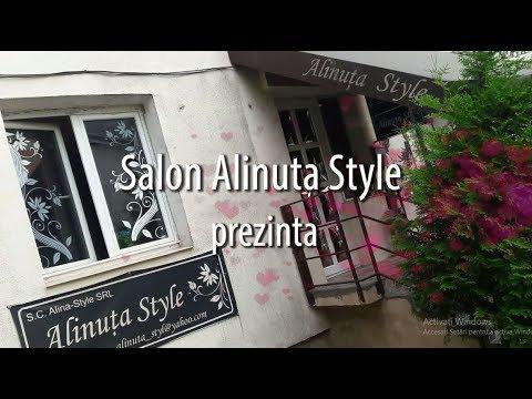 Salon Alinuta Style / My.Organics