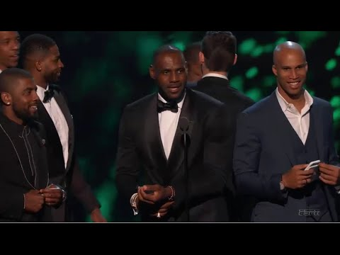 ESPY Awards 2016 Best Moments (2016 ESPYS)