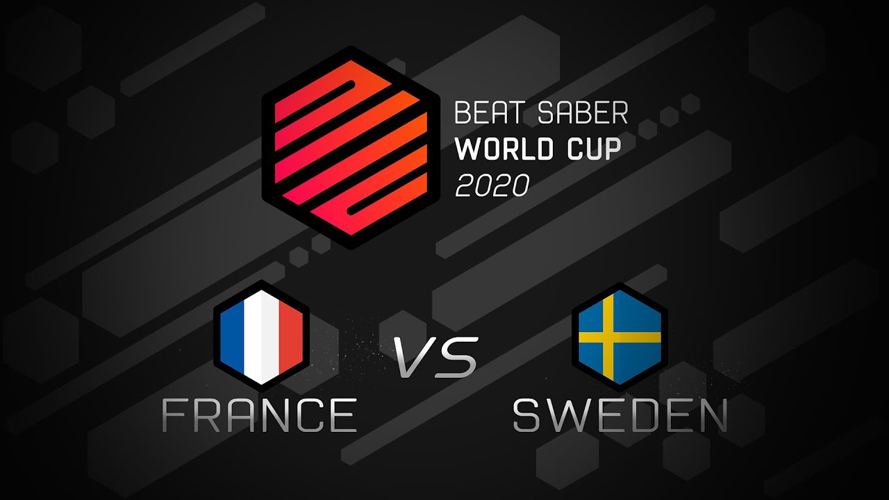 Beat Saber World Cup | France vs Sweden | Losers Round 2