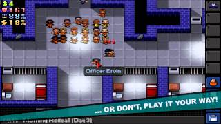The Escapists: Gameplay Trailer [PC]
