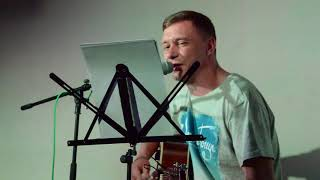 Константин Сапрыкин - ГОСПОДИН НИКТО | ПИТЕР 12.05.2017