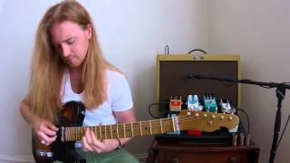 Blue Spoon: Nicky V (Counterpoint/Baroque Solo Guitar)
