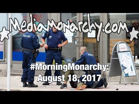 Juggalo March & Verified Veracity on #MorningMonarchy: #August18, 2017