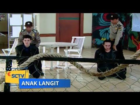 Highlight Anak Langit: Rimba Ditangkap Polisi, Kei Sekarat!