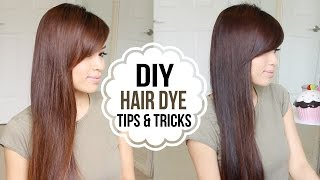 How To Dye Hair At Home (coloring Tips & Tricks)