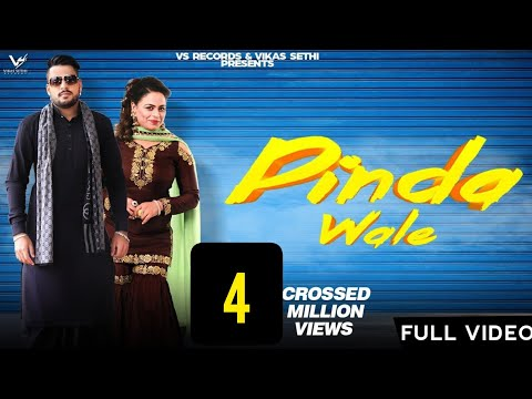 Pinda Wale | Full Hd Video | Damanpreet & Gurlez Akhtar | Music Empire | New Punjabi Video 2019